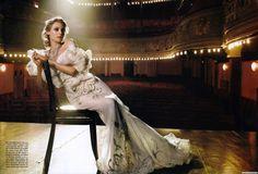 stage light elegance
