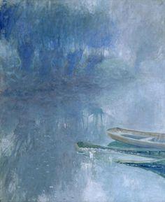 Matin de Novembre c.1910 by Guy Orlando Rose (American 1867-1925)