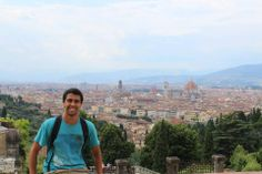 Alok in Florence, Italy