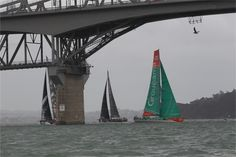 Groupama 4 / Volvo Ocean Race