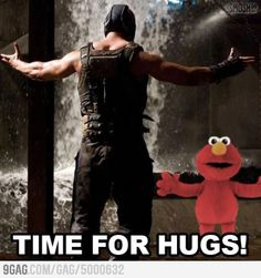 Tickle-Me Bane: coming to a store near you this Christmas season.