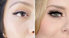 How to Recreate Adele's Cat Eye on video.allure.com