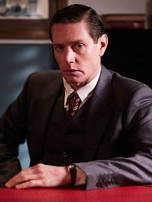 Miss Fisher's Murder Mysteries  this is Detective Inspector Jack Robinson