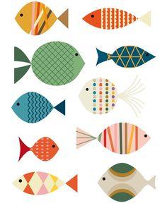 "55 Likes, 1 Comments - Blanca Gómez (@blanca___gomez) on Instagram: ""Fish go to work"""