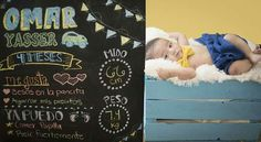 4 meses  Mes a mes  Baby photography