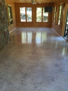 Metallic epoxy floor coating with satin non slip finish by Sierra Concrete Arts . - maapaint - Metallic epoxy floor coating with satin non slip finish by Sierra Concrete Arts … # -