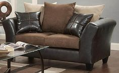 Chelsea Home Furniture 479000LFC Simon Loveseat  Flatsuede -- You can find out more details at the link of the image.