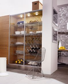 Fabulous Kitchen storage tailored to any need