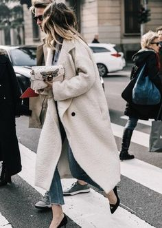 Nothing like a great winter coat like this image from prettystuff tumblr. Shop the look http://liketk.it/2toXw #liketkit @liketoknow.it