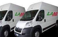 Abbiamo a disposizione una flotta di 30 furgoni con portata 35 q.li e offriamo attività di padroncino.
