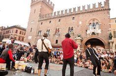 Dal 21 al 31 agosto è in programma la XXVII edizione del Ferrara Buskers Festival ...