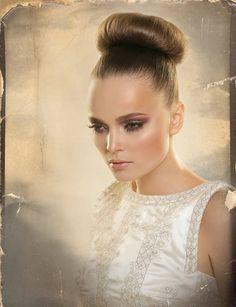 bridal make up by Hala Ajam, Lebanese make up artist, beirut, bride, bridal, bridal make up