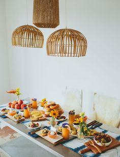 bridal breakfast inspiration