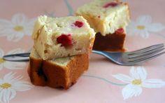 Coconut & Lime // Rachel Rappaport: Cranberry-Ricotta Cake