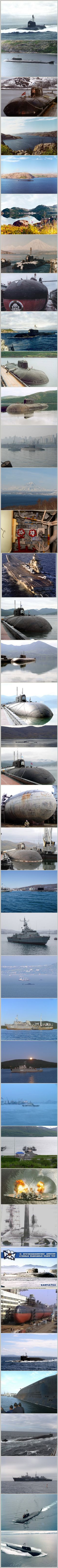 Russian Fleet Submarines