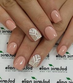 A manicure is a cosmetic elegance therapy for the finger nails and hands. A manicure could deal with just the hands, just the nails, or Love Nails, How To Do Nails, Pretty Nails, Fun Nails, Gorgeous Nails, Trendy Nail Art, Cute Nail Art, Latest Nail Art, Winter Nail Art