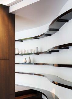 curved interior design - Google Search