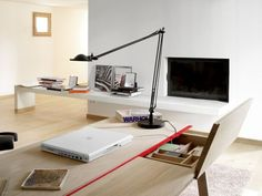 14 Modern desk Designs For Eye-Catching Decors