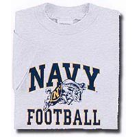 USNA Youth NAVY Football T-Shirt
