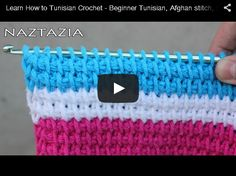 8 Videos on How to Crochet: Afghan Tutorials and Techniques for Everyone