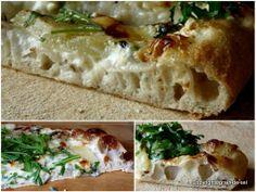 grain de sel - salzkorn: Pizzateig nach Wild Yeast
