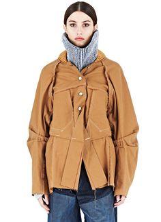 Hannah Jinkins Selvedge Duck Cloth Jacket