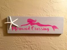 Hey, I found this really awesome Etsy listing at https://www.etsy.com/listing/461988273/mermaid-crossing-beach-sign-mermaid