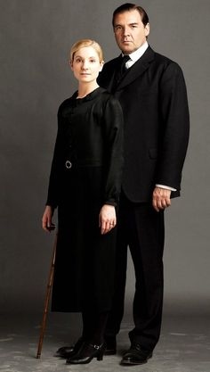 Downton Abbey - Mr. Bates and Anna. Together at last! I love this couple!