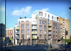 Axis apartments, Finchley Road