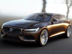 Концепт универсала Вольво Концепт Эстейт / Volvo Concept Estate