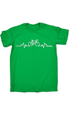 RLTW Men's Bike Pulse (S - KELLY GREEN) T-SHIRT Best Price