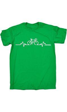 RLTW Men's Bike Pulse (S - KELLY GREEN) T-SHIRT Best Price