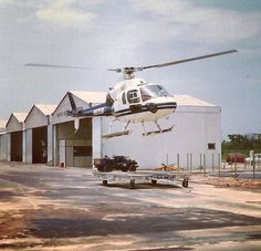 Old times - AS355
