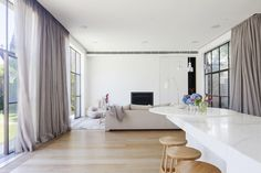 Lace House by Susi Leeton Architects + Interiors, With Allison Pye Interiors.