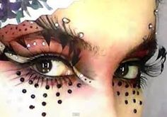 Image result for themed makeup ignite