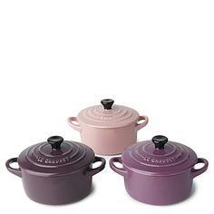 Le Creuset in Purple!
