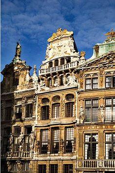 Le Cornet-The Grand Place Brussels, Belgium