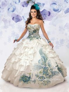 Mary's Bridal Beloving Collection Quinceanera Dress Style 4101
