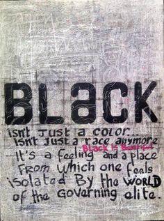 "Saatchi Art Artist ouangraoua halidou; Painting, ""black"" #art"