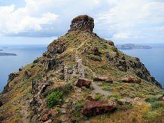 Skaros Rock - #Santorini #Greece