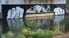 Pasha dies aged Graffiti artist known as 'Russia's Banksy' - Street art - Banksy Graffiti, Graffiti Artwork, Bansky, Graffiti Lettering, Graffiti Artists, 3d Street Art, Best Street Art, Street Art Graffiti, Street Artists