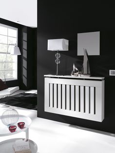 Home Decoration With Curtains Diy Radiator Cover, Interior Design Institute, Living Room Grey, Home Interior, Radiators, Home Projects, Home Goods, Sweet Home, House Design