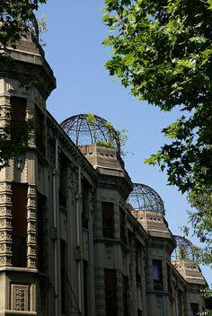 Torino, Via Mentana, Jugendstilgebäude (Art nouveau building) | Flickr - Photo Sharing!