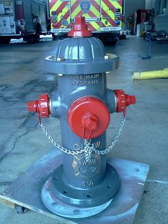 Hydrant for my brother NuHydrant