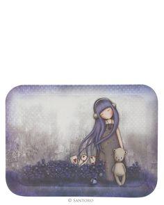 Gorjuss Large Tray - Dear Alice