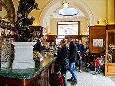 GO TO FLORENCE's Elegant Caffe Gilli, Florence, Italy http://www.gilli.it www.susanvanallen.com