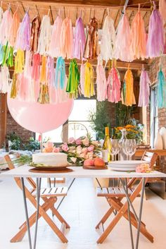 How to Celebrate a Colorful & Girly Birthday With Prospect Goods