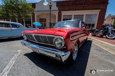 #kannapolis @speedcityusa @Rowan_county_wx @VisitNC @cruisein #classic #cars     (C) 2016 RomanDA Photography  Please like/comment/share - but please do not remove my logo or use for business purposes without my permission