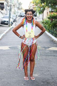 Looks e Fantasias Carnaval 2019, Fantasias Carnaval 2019, looks bloquinhos de rua, fantasia bloco de rua, carnaval 2019