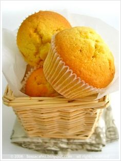 Orange Juice Cupcakes